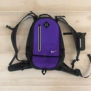 Nike Cheyenne Vapor Purple Running Backpack